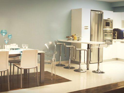 Rénovation de cuisine et salle à manger dans Lanaudière - Rénovation et Plancher Castilloux à Lavaltrie